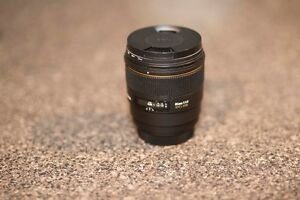 Sigma 85mm F1.4 EX DG HSM - LIKE NEW! HARDLY USED Canon Mount