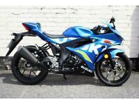 2018 Suzuki GSXR 125cc | GSX-R 125 | Learner Legal Sports Bikes |
