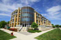 STUNNING ST.BONIFACE CONDO - MAIN FLOOR UNIT WITH HUGE PATIO