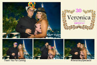 SPECIAL - 260$ - Fun Photo Booth Rental for your Event