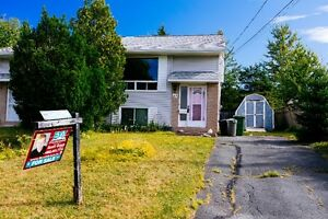Priced to Sell!!!  3 Bed, 2 Bath Semi in Lower Sackville