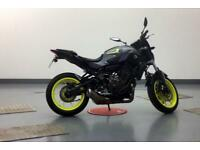 Yamaha MT-07 Naked