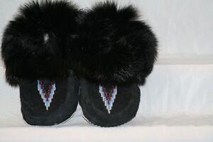 MOCCASINS & MUKLUKS FOR SALE Strathcona County Edmonton Area image 7