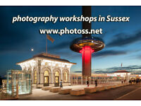 Photography workshops in Sussex