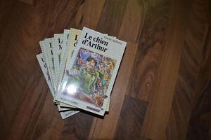 vintage 69 premier romans courte échelle