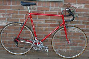 Vintage Gardin Classic Road Racing Bicycle High End Gipiemme.