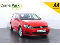 2014 VOLKSWAGEN GOLF SE TDI BLUEMOTION TECHNOLOGY HATCHBACK DIESEL