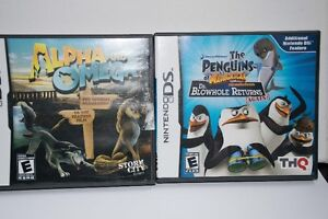 Lot of 4 DS games