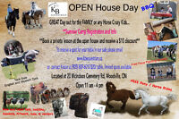 Free Open house - Horse Farm and Tack Sale