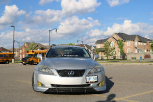 Lexus IS250/IS350 PART OUT/ HKS HI POWER/Splitter and MORE