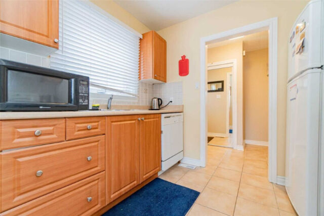 renovated 3 bedroom 2 washrooms, with furnished basement