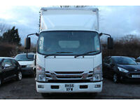 ISUZU TRUCKS FORWARD N75.190 AUTO