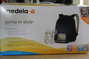 Medela Pump in Style Double Breastpump (Backpack Style)
