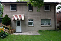 2 Bedroom Walkout Lower Unit in a Great Location