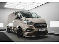 2019 Ford Transit Custom 2.0 320 MATRIX SPORT *NO VAT* SWB L1H1 170 AUTO PANEL V