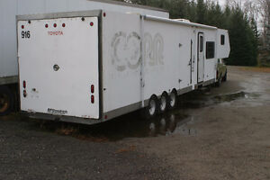 Race car hauller RV Kitchener / Waterloo Kitchener Area image 3