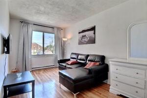 renovated completed full furnished 41/2 montreal $1200  monthly