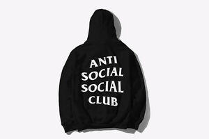 "Anti Social Social Club - ""Mind Games"" hoodie - size m Kitchener / Waterloo Kitchener Area image 1"