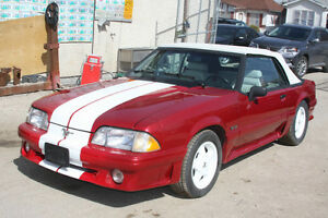 1990 Ford Mustang GT Cobra