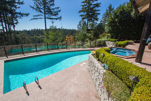 $15000 (ORCA_REF#4656D)FURNISHED 5bed/6bath custom built family North Shore Greater Vancouver Area image 10
