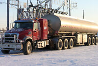 Class 1 Fuel Driver - Dawson Creek, BC $30 - $35 per hr