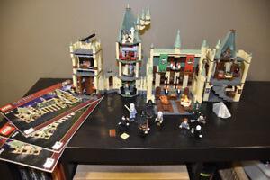 Hogwarts Castle Lego set #4842