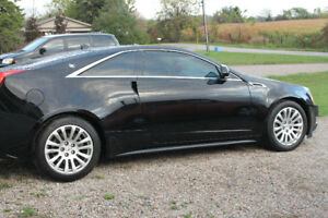 2011 Cadillac CTS Coupe (2 door) Private Sale.