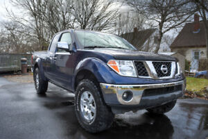 2007 Nissan Frontier NISMO 4x4 Truck with KO2 Tires