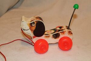 Fisher Price snoopy toy