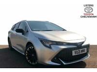 2021 Toyota COROLLA TOURING SPORT 1.8 VVT-i Hybrid GR Sport 5dr CVT Auto Estate