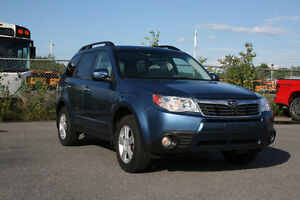 2010 SUBARU FORESTER 2.5X TOURING AWD