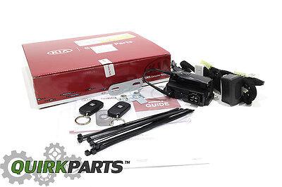 Oem New Remote Control Auto Starter Kit Turn Key 2017 Kia Sportage D9f57 Ac501