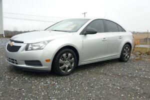 Chevrolet cruze 2012 automatique 110 000km..!!