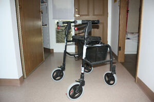 Walker and Wheel chair