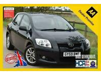 2009 Toyota Auris 1.33 VVT-i TR 5dr Hatchback Petrol Manual
