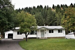 6 BEDROOM HOME FOR SALE IN ELKFORD BC!
