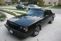 1986 Buick Grand National Coupe (2 door)