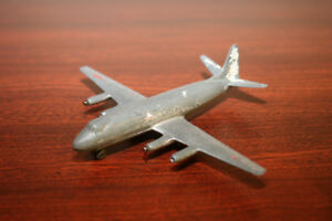 Vintage Dinky Toys Viscount Die Cast Plane by Meccano Ltd.
