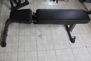 Parabody Squat Rack + Bench + Olympic bar + 280lbs Weight - MINT West Island Greater Montréal image 4