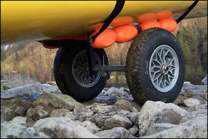 Expedition Canoe Cart