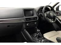 2017 Mazda CX-5 2.2d Sport Nav 5dr Diesel black Manual