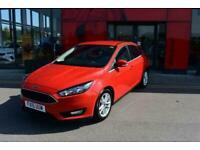 2015 Ford Focus 1.6 Zetec 5dr 6Spd Pshift 125PS Auto Hatchback Petrol Automatic