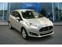 2015 Ford Fiesta 1.25 82 Zetec 5dr- Bluetooth, Heated Windscreen, LED Day Time R