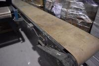 "Hytrol® Model SB 11' L Slider Bed Conveyor - 15""W Belt"