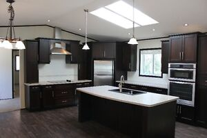 2013 Moduline Mansura Eclipse Showhome - To be Moved