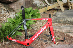 S3 REPLICA carbon road frame (54cm)