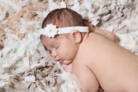 Book your maternity, newborn and family sessions