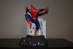 MARVEL TALKING SPIDERMAN BANK