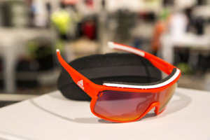 Adidas Zonyk Pro L Sunglasses Photochromatic Orange