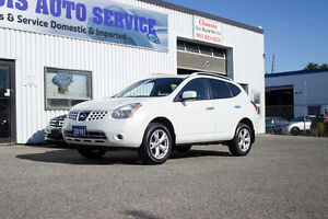 2010 NISSAN ROUGE SL ONE OWNER ACCIDENT FREE CLEAN CAR! $8499